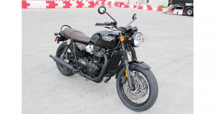 Can ban Triumph T120 date 2018 nguyen ban cuc dep - 3