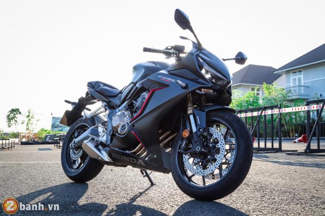 Can canh CBR650R CBR500R va CB500X 2019 tai ngay hoi Honda Biker Day - 3