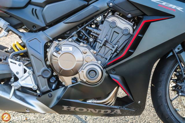 Can canh CBR650R CBR500R va CB500X 2019 tai ngay hoi Honda Biker Day - 13