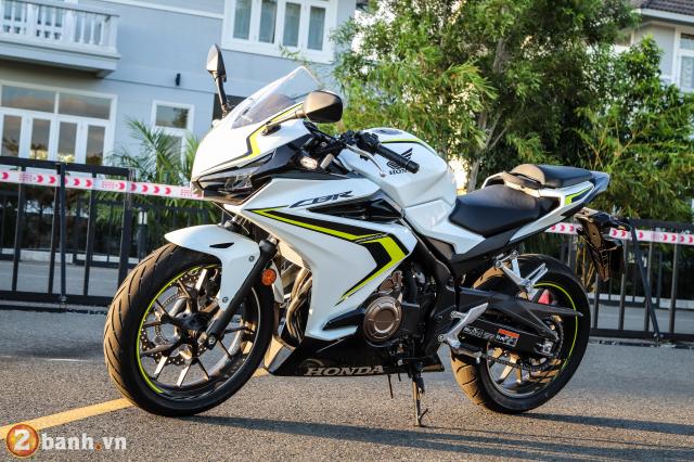 Can canh CBR650R CBR500R va CB500X 2019 tai ngay hoi Honda Biker Day - 19