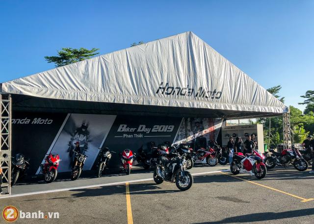 Can canh CBR650R CBR500R va CB500X 2019 tai ngay hoi Honda Biker Day - 2