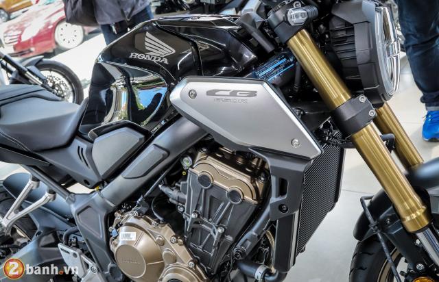 Can canh Honda CB650R dau tien tai Viet Nam co gia ban gan 246 trieu Dong - 7
