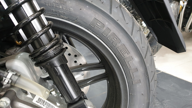 Can canh Honda Forza 300 2019 mau tay ga day ap cong nghe vua ve Viet Nam - 7