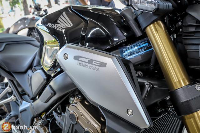 Can canh Honda CB650R dau tien tai Viet Nam co gia ban gan 246 trieu Dong - 6