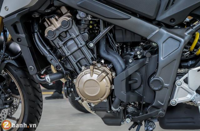 Can canh Honda CB650R dau tien tai Viet Nam co gia ban gan 246 trieu Dong - 9