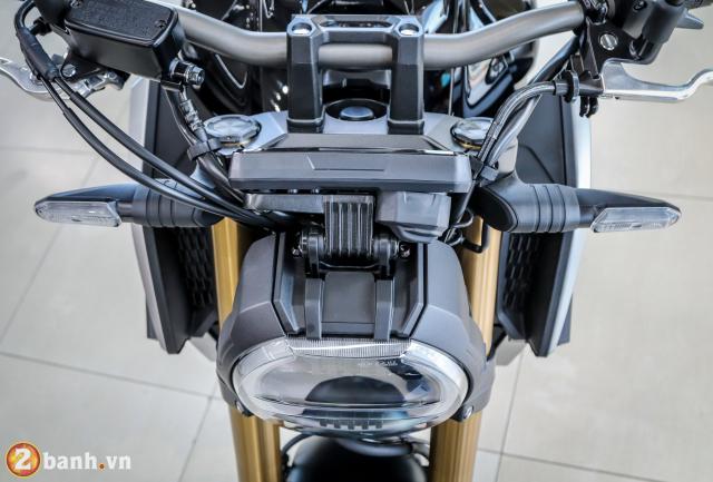 Can canh Honda CB650R dau tien tai Viet Nam co gia ban gan 246 trieu Dong - 15