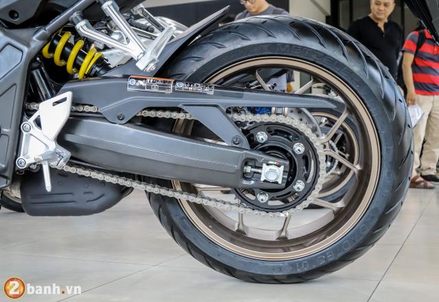 Can canh Honda CB650R dau tien tai Viet Nam co gia ban gan 246 trieu Dong - 24