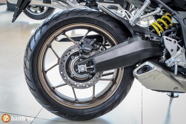 Can canh Honda CB650R dau tien tai Viet Nam co gia ban gan 246 trieu Dong - 26