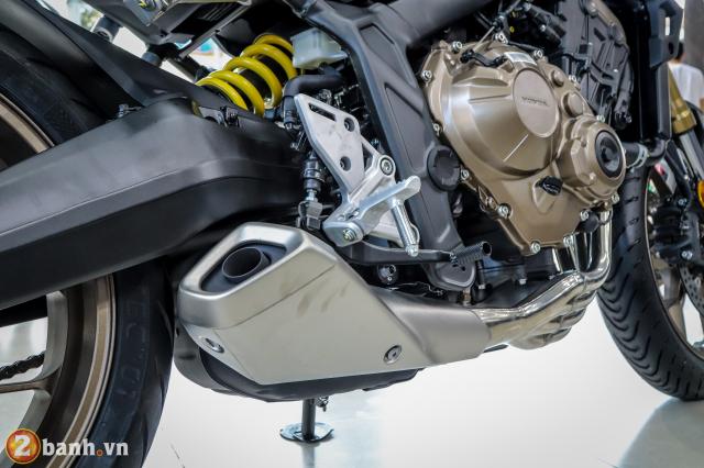 Can canh Honda CB650R dau tien tai Viet Nam co gia ban gan 246 trieu Dong - 28