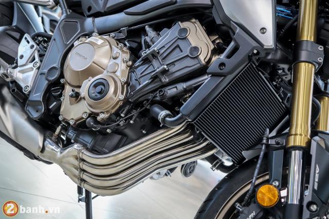 Can canh Honda CB650R dau tien tai Viet Nam co gia ban gan 246 trieu Dong - 30