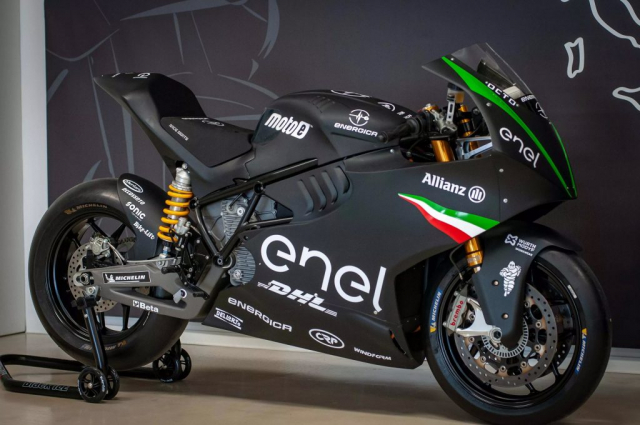 Can canh Mo to dien Energica Ego Corsa trong chuong trinh Enel MotoE World Cup - 4
