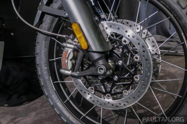 Can canh Triumph Scrambler 1200 XC va XE 2019 chao ban voi gia tu 460 trieu VND - 5