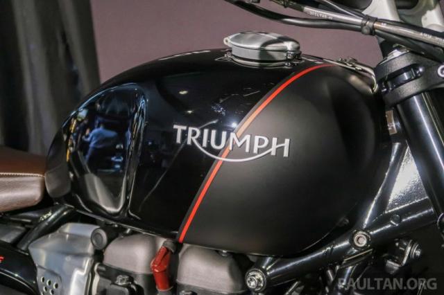 Can canh Triumph Scrambler 1200 XC va XE 2019 chao ban voi gia tu 460 trieu VND - 9