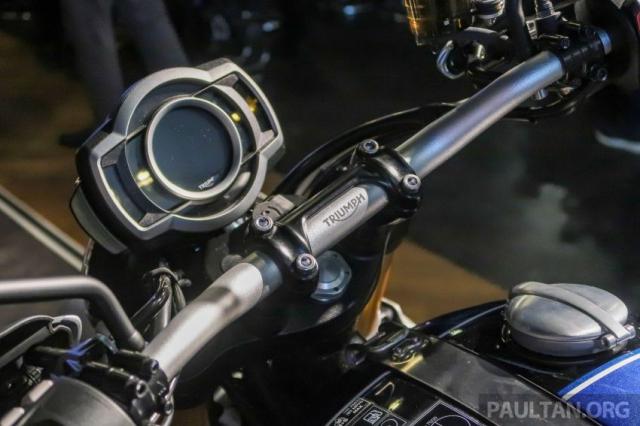 Can canh Triumph Scrambler 1200 XC va XE 2019 chao ban voi gia tu 460 trieu VND - 8