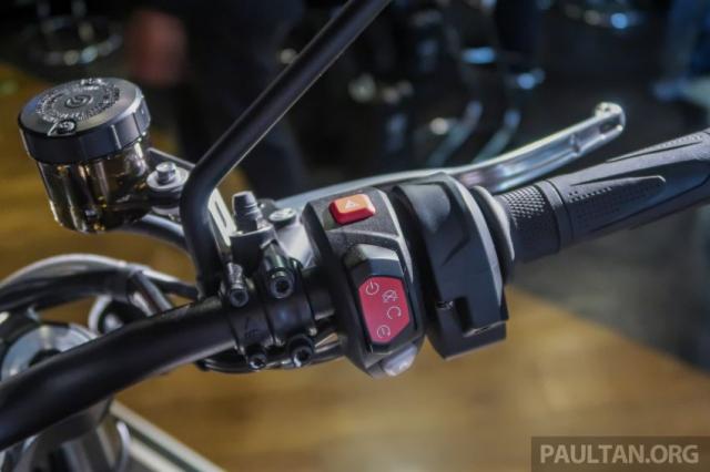 Can canh Triumph Scrambler 1200 XC va XE 2019 chao ban voi gia tu 460 trieu VND - 15
