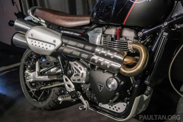 Can canh Triumph Scrambler 1200 XC va XE 2019 chao ban voi gia tu 460 trieu VND - 23
