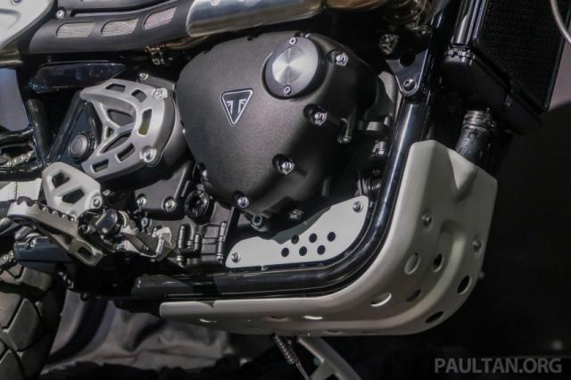 Can canh Triumph Scrambler 1200 XC va XE 2019 chao ban voi gia tu 460 trieu VND - 24