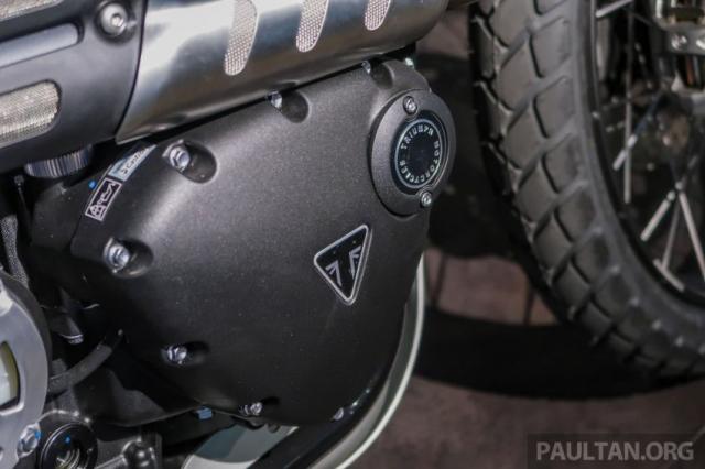 Can canh Triumph Scrambler 1200 XC va XE 2019 chao ban voi gia tu 460 trieu VND - 36
