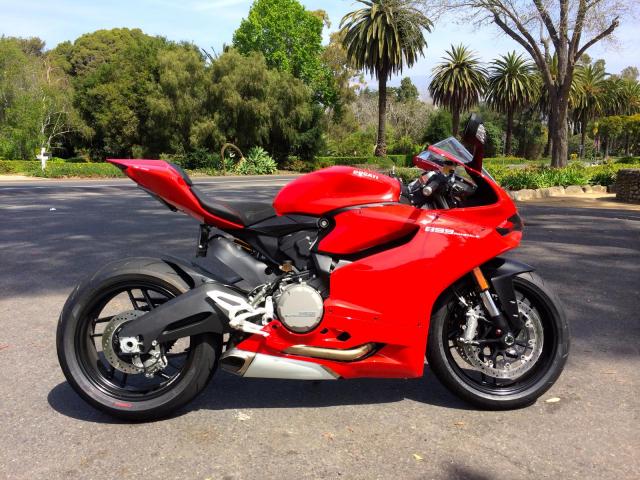 Ducati 899 Panigale Nhap Khau Uy Tin