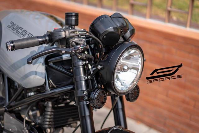 Ducati GT1000 do Phieu voi huyen thoai nakedbike duoc xay dung tai GForce - 6