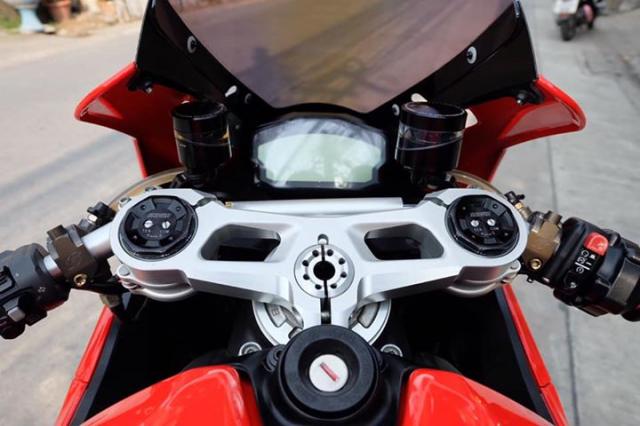 Ducati Panigale 899 do sieu ngau va day hap dan voi phong cach SuperLeggera - 4