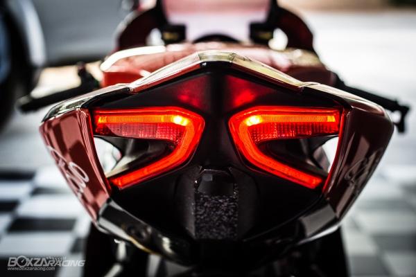 Ducati Panigale 899 len tem Arubait phong cach WSBK - 9
