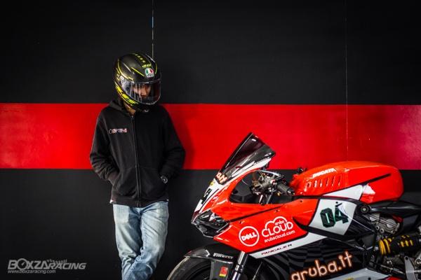 Ducati Panigale 899 len tem Arubait phong cach WSBK - 2