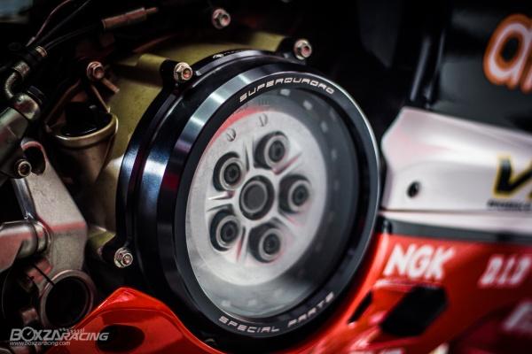Ducati Panigale 899 len tem Arubait phong cach WSBK - 8