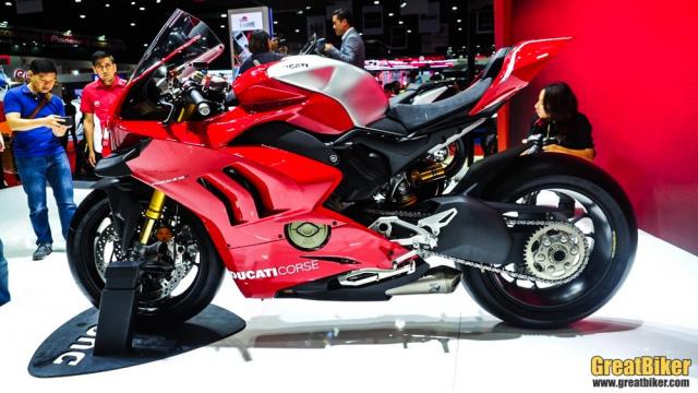 BIMS 2019 Gia xe Ducati V4 R tai thi truong Dong Nam A vua duoc cong bo