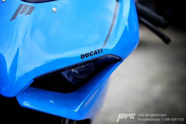 Ducati Panigale V4S New Blue do doc nhat tu truoc den nay - 13