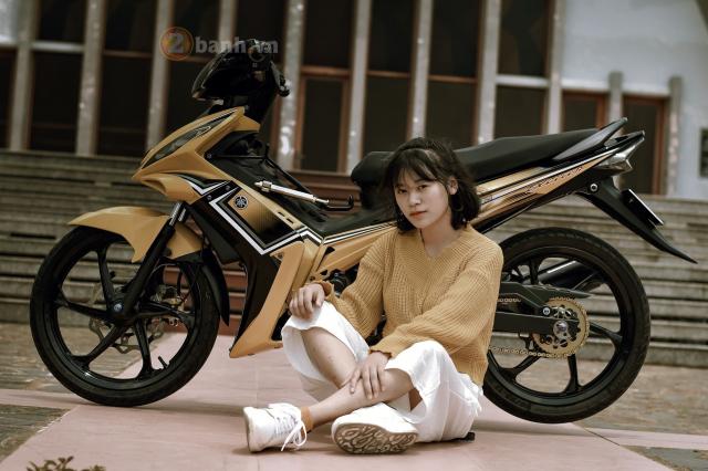 Exciter 2010 mang ve dep ma mi ben bong hong ngay tho Lam Dong - 10