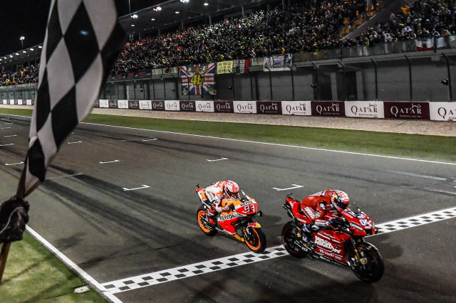 MotoGP 2019 GP QATAR Ducati bi to thiet ke winglet lop sau khong hop le - 5