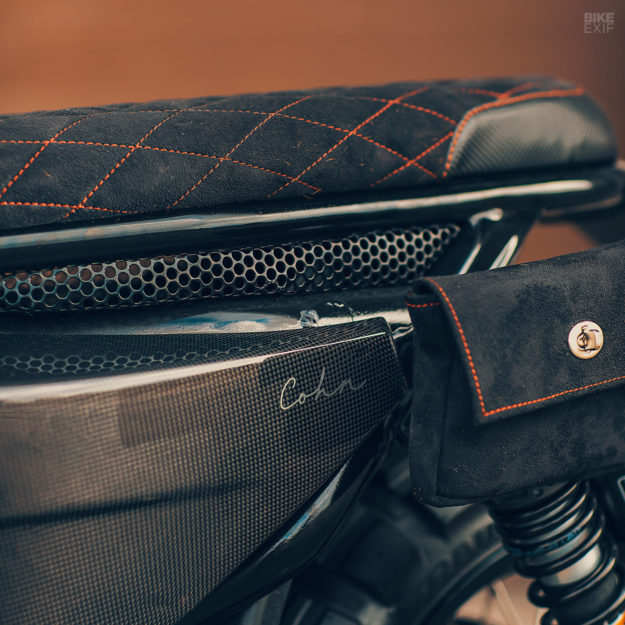 Harley Davidson XR1200X do phong cach Flat Track Racing den tu Cohn Racers - 6