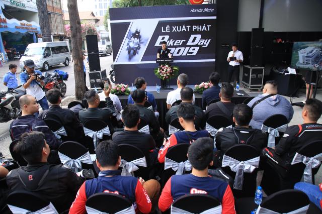 Honda Biker Day 2019 Ngay hoi cua nhung trai nghiem tuyet voi nhat trong doi - 3