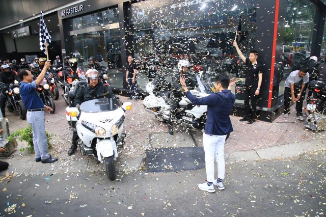 Honda Biker Day 2019 Ngay hoi cua nhung trai nghiem tuyet voi nhat trong doi - 4