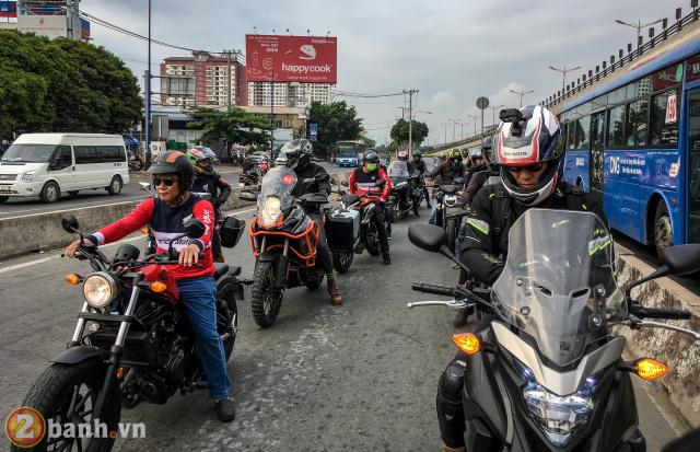 Honda Biker Day 2019 Ngay hoi cua nhung trai nghiem tuyet voi nhat trong doi - 14