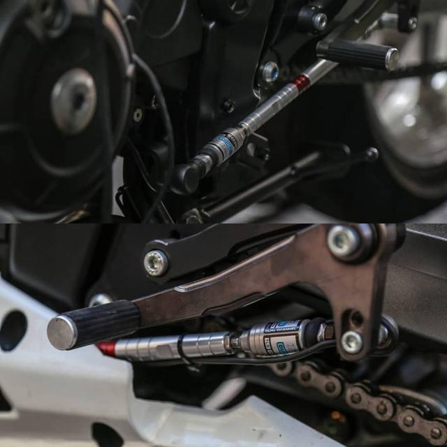 Honda CBR250RR do khac biet voi gam mau the thao 3 soc - 8