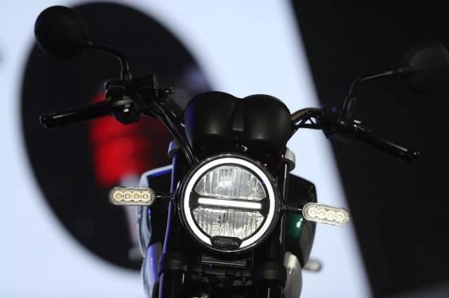 Honda CB190SS vua ra mat canh tranh truc tiep voi Kawasaki W175 - 5
