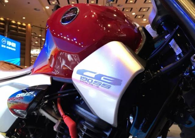 Honda CB190SS vua ra mat canh tranh truc tiep voi Kawasaki W175 - 6