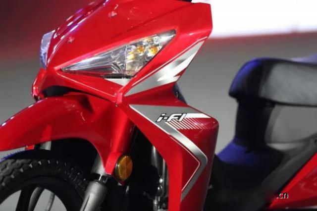 Can canh WH12517C 2019 mau xe so 125cc cua Honda co gia re bat ngo - 5