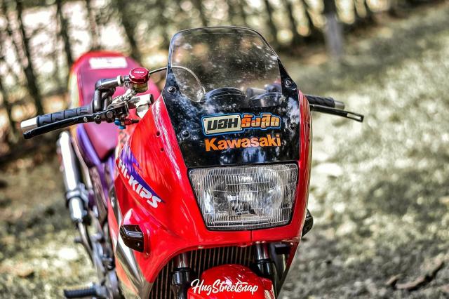 Kawasaki Kips 150 do su hoi sinh khien nguoi xem lim tim qua tay nguoi Thai