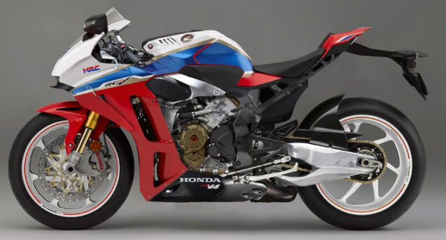 Lo dien hinh anh thiet ke du an Honda V4 canh tranh voi doi thu Ducati Panigale V4 - 6