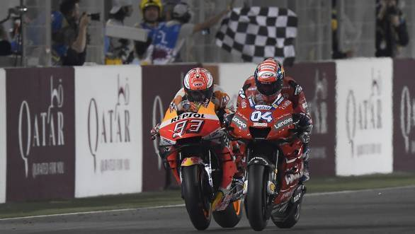 Massimo Rivola Khieu nai ly do MotoGP cam Aprilia nhung lai cho Ducati su dung Winglet gam - 4