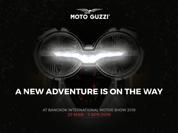 Moto Guzzi V85 TT du kien duoc gioi thieu tai su kien Motor Show 2019