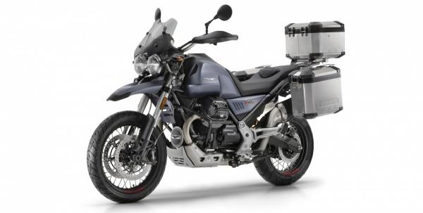 Moto Guzzi V85 TT du kien duoc gioi thieu tai su kien Motor Show 2019 - 8