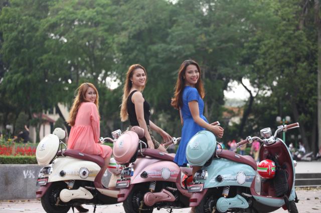 Nhung dieu nen biet ve chiec xe Dibao Vip Rider - 2
