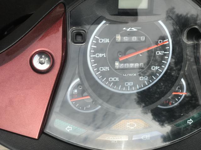 Sh125i mau do xe moi dang ky 2013 di 9000 km - 2
