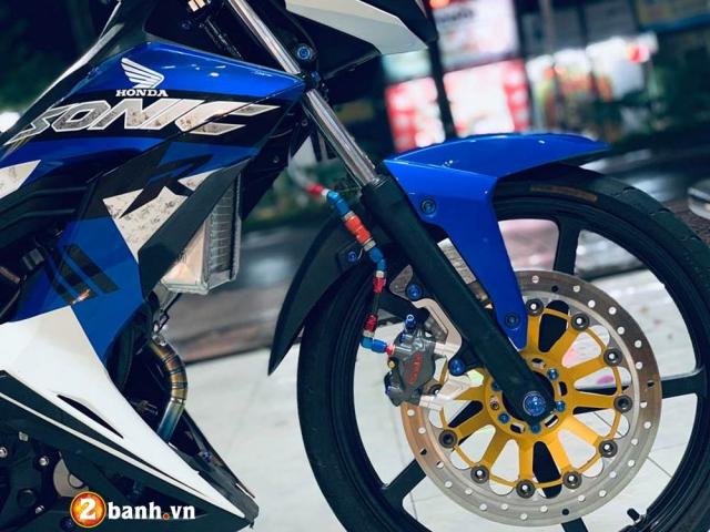 Sonic 150 do DINH KHOI CHINH voi dan do choi dat gap doi chiec xe - 8