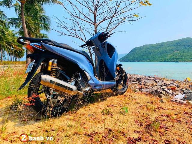 Ngam nhin SH150 do sieu dep voi nhieu trang bi doc la den khong tuong - 8