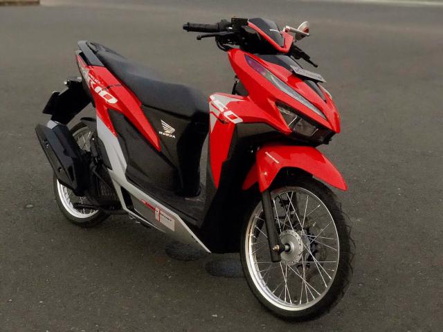 Vario 150 do dan chan muot nhu Ngoc Trinh cua biker An Giang - 7